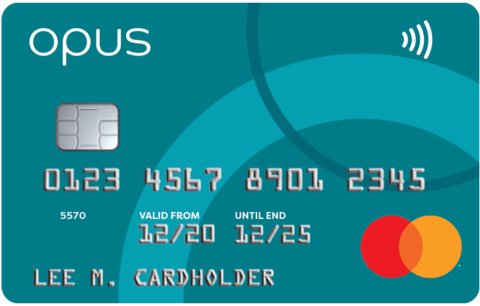 Opus Credit Card